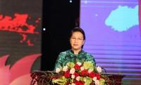 Parlamentspräsidentin nimmt am Austauschprogramm zwischen den Mekong-Ländern teil