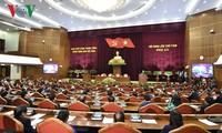 Abschluss der 8. ZK-Sitzung
