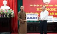 Veranstaltungen zum Tag für arme Menschen in Vietnam