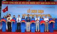 """Ausstellung """"Hoang Sa, Truong Sa von Vietnam – historische und gesetzliche Beweise"""""""