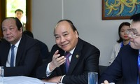 Premierminister Nguyen Xuan Phuc empfängt US-Unternehmensunion