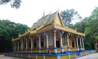 Entdeckung der Doi-Pagode in Soc Trang