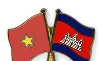 Verstärkung der besonderen Freundschaft und Zusammenarbeit zwischen Vietnam und Kambodscha