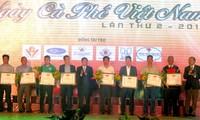 Eröffnung des Tags des vietnamesischen Kaffees 2018