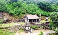 Gedenkstätte Ngoa Van – Herz der buddhistischen Richtung Truc Lam Yen Tu