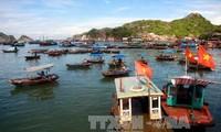 Den Plan zur nachhaltigen Entwicklung der Meereswirtschaft auszuarbeiten