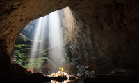 Son-Doong-Höhle sorgt für Schlagzeilen auf internationale Zeitungen