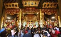 Eröffnung des Frühlingsfestes Tay Yen Tu und der Kultur- und Tourismuswoche der Provinz Bac Giang