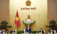 Februar-Sitzung der Regierung eröffnet