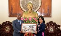 Provinz Can Tho verstärkt Zusammenarbeit mit Mosambik