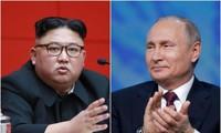 Russland informiert über den Besuch des nordkoreanischen Staatspräsidenten Kim Jong-un