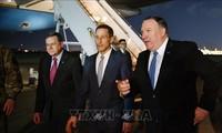 Verstärkung der diplomatischen Treffen zwischen Irak und den USA