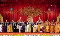 Buddhismusverbände Vietnams und der Länder solidarisieren sich für eine friedliche Welt