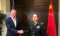 Chinas Verteidigungsminister: China-USA-Beziehung ist im Allgemeinen stabil