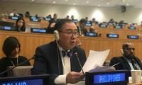 Die philippinische Außenminister dankt Vietnam für die Rettung philippinischer Fischer im Ostmeer