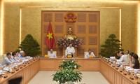 Erste Sitzung der nationalen Abteilung über IUU