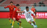 U-22-Fußballnationalmannschaft Vietnams wird ein Freundschaftsspiel mit U-22 Chinas haben