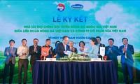 Vinamilk wird Sponsor der vietnamesischen Fußballnationalmannschaft