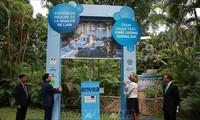 Frankreich errichtet Station zur Überwachung der Luftqualität in Hanoi