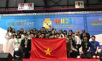 Vietnam gewinnt Goldmedaillen bei WICO 2019