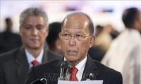 Der philippinische Verteidigungsminister kritisiert Chinas Handlungen im Ostmeer