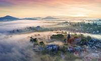 """Zehn ausgezeichnete Fotos des Wettbewerbs """"Vietnam von oben"""" 2019"""