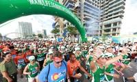 Der internationale Marathon-Wettkampf Da Nang 2019