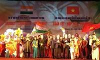 Freundschaftsfestival Vietnam-Indien