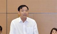 Ständiger Parlamentsausschuss: Förderung der Entwicklung der vietnamesischen Meereswirtschaft