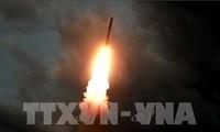 Südkorea ist besorgt über die jüngsten Raketentests Nordkoreas