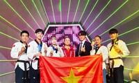 Vietnam gewinnt vier Goldmedaillen bei der Taekwondo-Weltmeisterschaft 2019