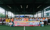 Vietjet Thailand organisiert Fußballturnier für Piloten in Thailand
