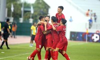 Vietnam siegt 2:0 gegen Russland beim internationalen U15-Turnier 2019