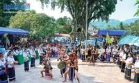 Anerkennung der Gong-Kunst der Volksgruppe Cor als das nationales immaterielles Kulturerbe