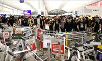 China ruft internationale Gemeinschaft zum Protest gegen Gewalt in Hongkong auf