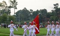 Weitere Glückwunschtelegramme zum vietnamesischen Nationalfeiertag