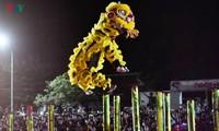 Mehr als 70 Löwentanzgruppen nehmen am internationalen Löwentanz-Festival Hue 2019 teil