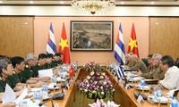 3. Dialog über die Verteidigungspolitik zwischen Vietnam und Kuba