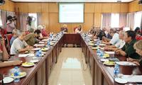 Förderung der Austauschprogramme zwischen den Völkern Vietnams und der USA