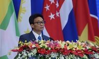 Vize-Premierminister Vu Duc Dam nimmt an der Eröffnung der 16. China-ASEAN-Messe teil