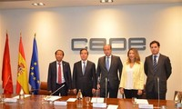 Die strategische Partnerschaft zwischen Vietnam und Spanien entwickelt sich gut