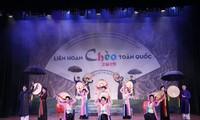 Abschluss des landesweiten Festivals des Cheo-Gesangs 2019