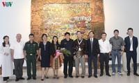 """Der Radiosender """"Die Stimme Vietnams"""" eröffnet die 12. Vertretung in Indonesien"""