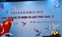 Das Riff Tu Chinh gehört zur Souveränität Vietnams