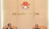 Vietnam legt großen Wert auf die Beziehungen im Verteidigungsbereich mit EU und Thailand