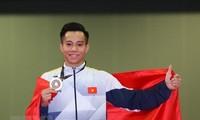 Le Thanh Tung gewinnt das zweite Ticket für vietnamesisches Turnen zur Teilnahme an Olympischen Spielen 2020