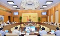 Ständiger Parlamentsausschuss diskutiert Berichte über Wirtschaft, Gesellschaft und Staatshaushalt