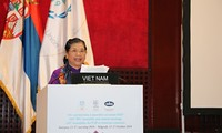Tätigkeiten der Vize-Parlamentspräsidentin Tong Thi Phong in der 141. interparlamentarischen Vollversammlung (IPU)
