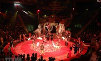 Das internationale Zirkusfestival 2019 in Hanoi