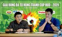 Fußballturnier zum Gründungstag des vietnamesischen Bauernverbands